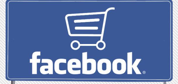 Gençler Facebook'ta Daha Çok Alışveriş Yapıyor