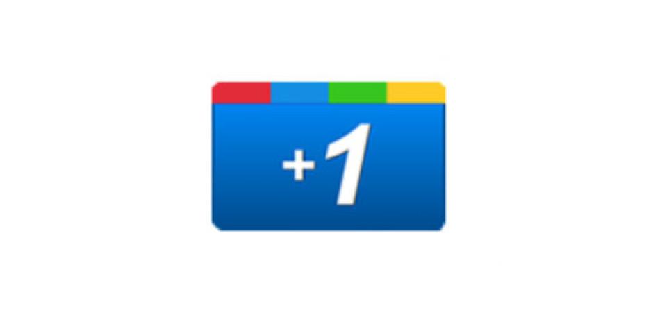 Google +1 Düğmesi Tweet Tuşundan Daha Yaygın