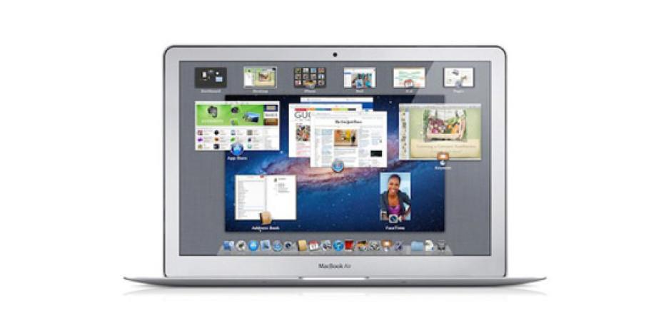 Yeni MacBook Air ve Mac OS X Lion Bugün Satışa Sunuluyor