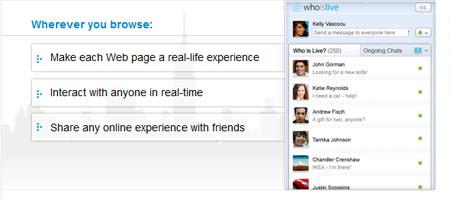 WhoIsLive Facebook Sayfanıza Kimler Bakıyor?