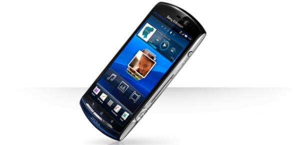 Sony Ericsson'un Android'li Yeni Modeli Xperia Neo Türkiye'de