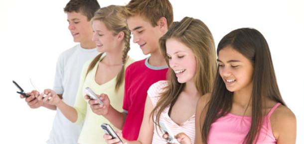 Gençler Mesajlaşmayı Tercih Ediyor [Infographic]