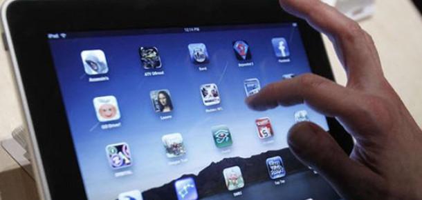 İnternet Trafiğinin Yüzde 1'i iPad'lerden Geliyor