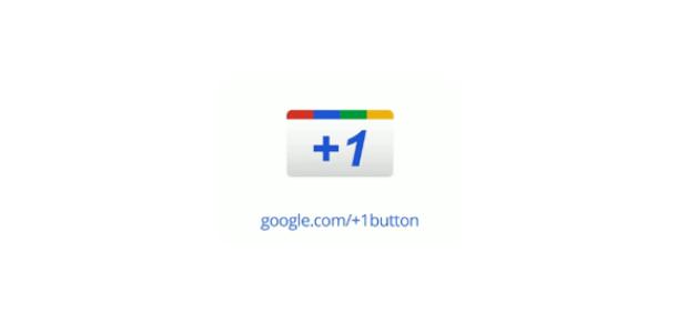 Google'ın +1 Düğmesi Yenilendi