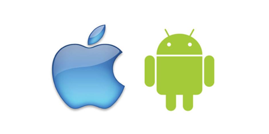 Akıllı Telefonlarda Kazanan Apple ve Google Oldu
