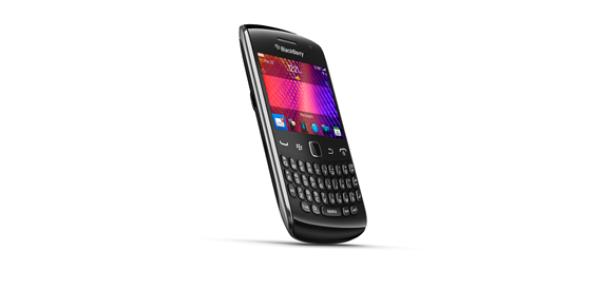 BlackBerry Üç Yeni Curve Modelini Piyasaya Sürüyor