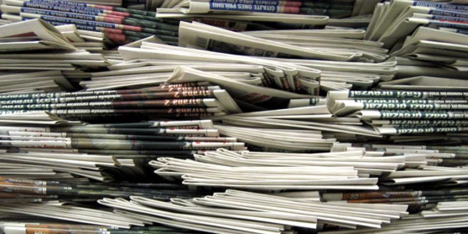 Hürriyet, Avrupa'nın En Çok Ziyaret Edilen 4. Gazete Sitesi