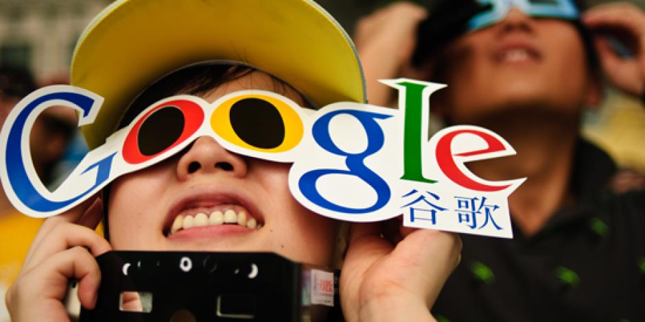 Google'dan Tablete Özel Arama Tasarımı