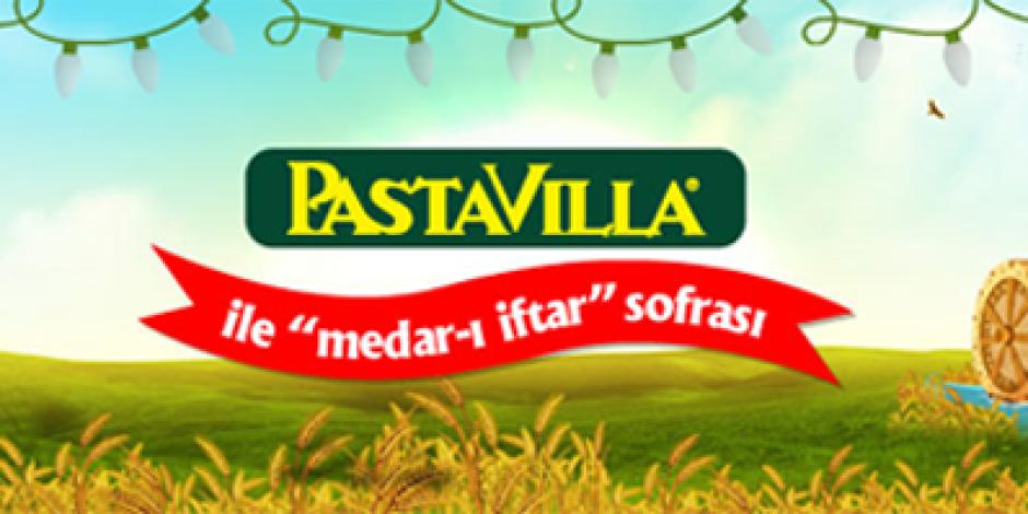 Pastavilla'dan Ramazan'a Özel Medar-ı İftar Sofraları