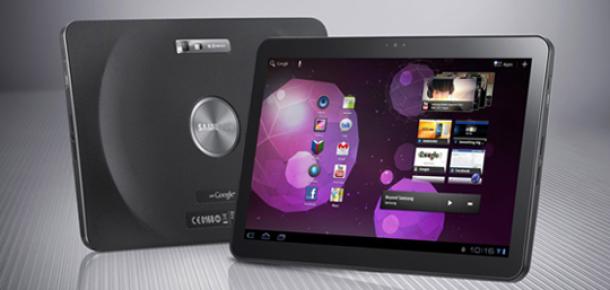 Galaxy Tab 10.1 Satışı Avrupa'da Durduruldu