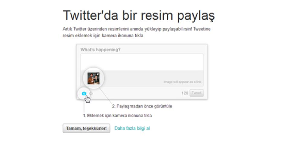Twitter, Kendi Görsel Paylaşım Özelliğini Duyurdu