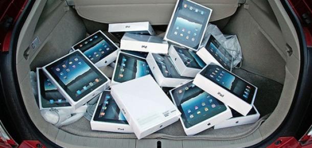 Tablet Kullanıcılarının Üçte Biri Banyoda da Tablet Kullanıyor