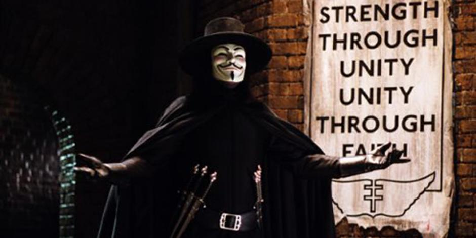 Anonymous Facebook'a Savaş Açtı, Büyük Gün 5 Kasım
