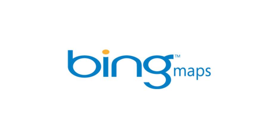 Bing'den Havalimanı Haritaları