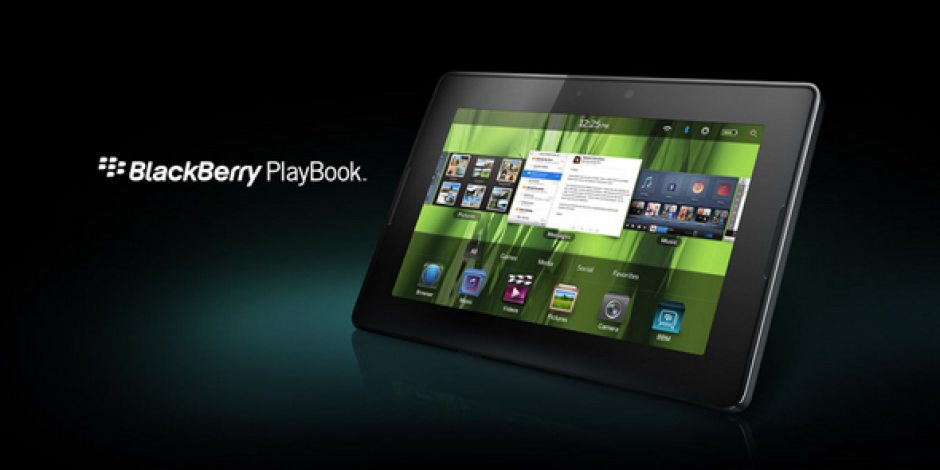 Playbook Sadece 490 Bin Satıldı