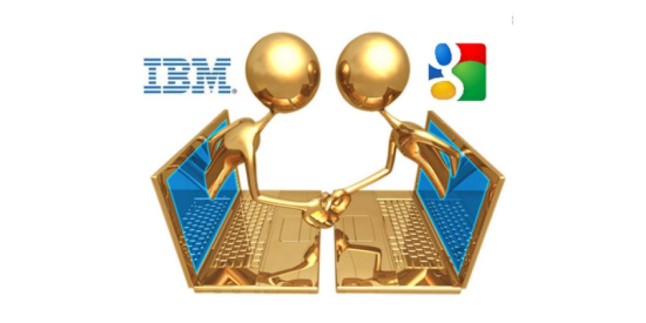 Google, IBM'den Binin Üzerinde Patent Aldı