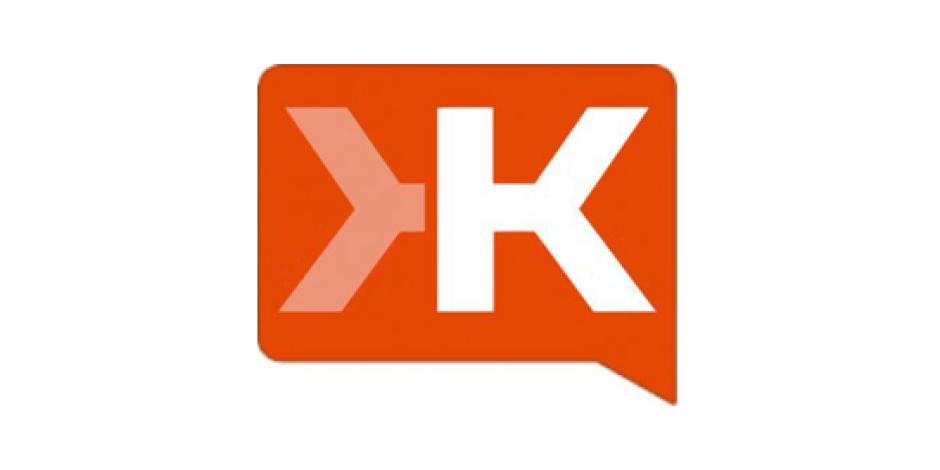 Google+ da Klout'ta