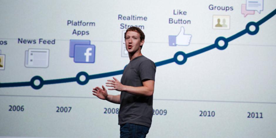 Zuckerberg, Facebook'un Yeni 'Zaman Tüneli'ni Anlattı