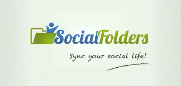 SocialFolders ile Çevrimiçi Hesaplarınızı Yedekleyin