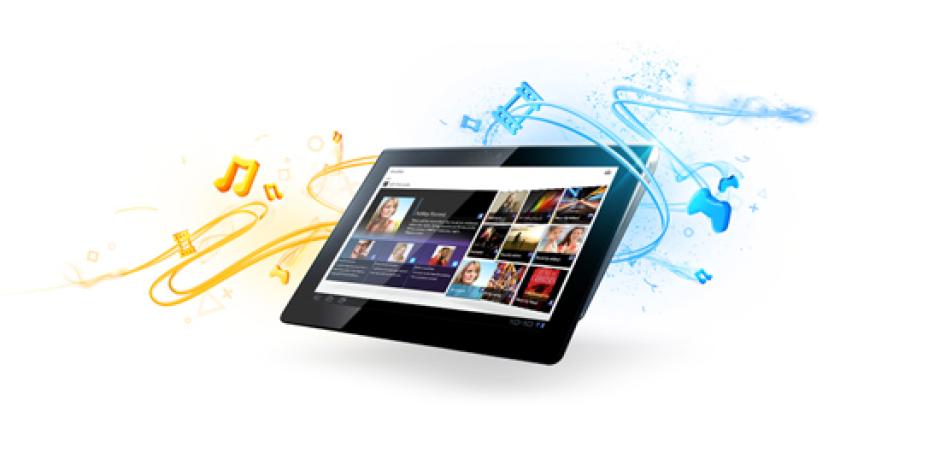 Sony Tablet S, 1 Ekim'de Türkiye'de
