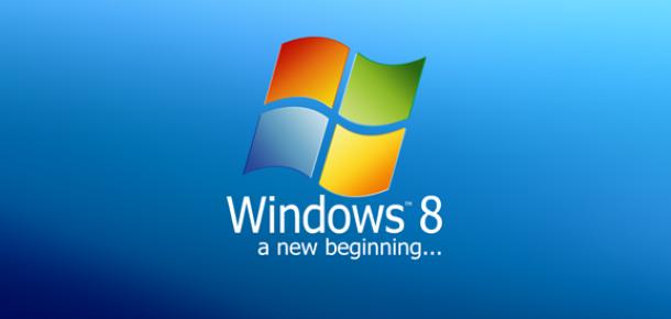 Windows 8 ve Etkileyici Dört Özellik