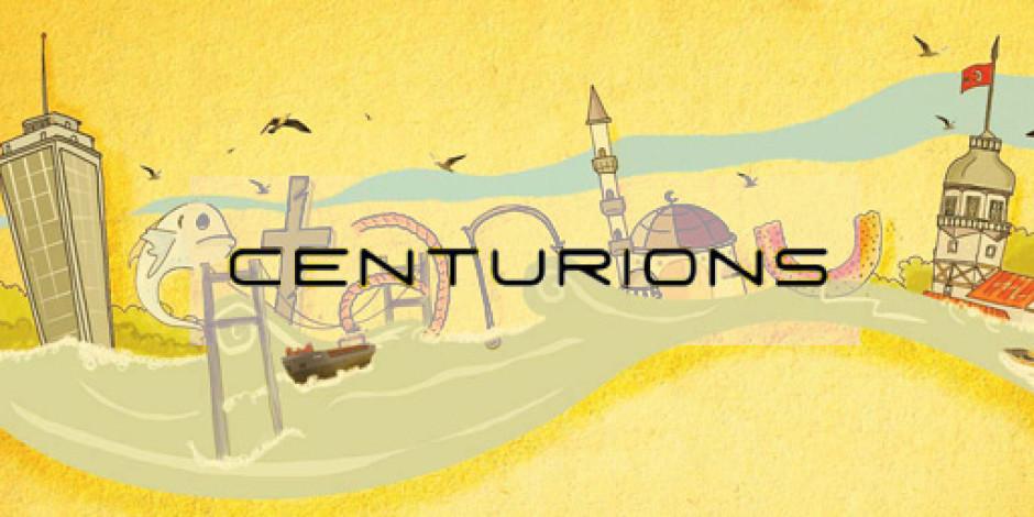 İstanbul'dan Centurions Geçti