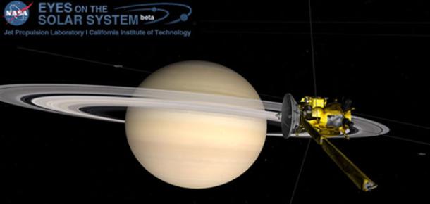 NASA'dan 'Gözler Güneş Sisteminin Üstünde' Projesi