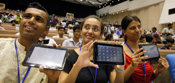 Hindistan'dan 30 Dolarlık Tablet