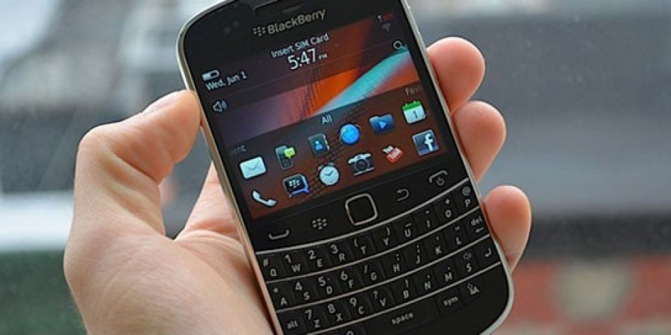 RIM, NFC Sosyal Paylaşım Hizmeti Blackberry Tag'i Duyurdu