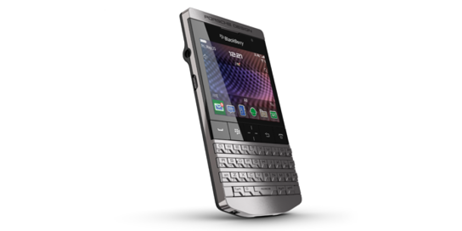 BlackBerry'den Porsche Design P'9981