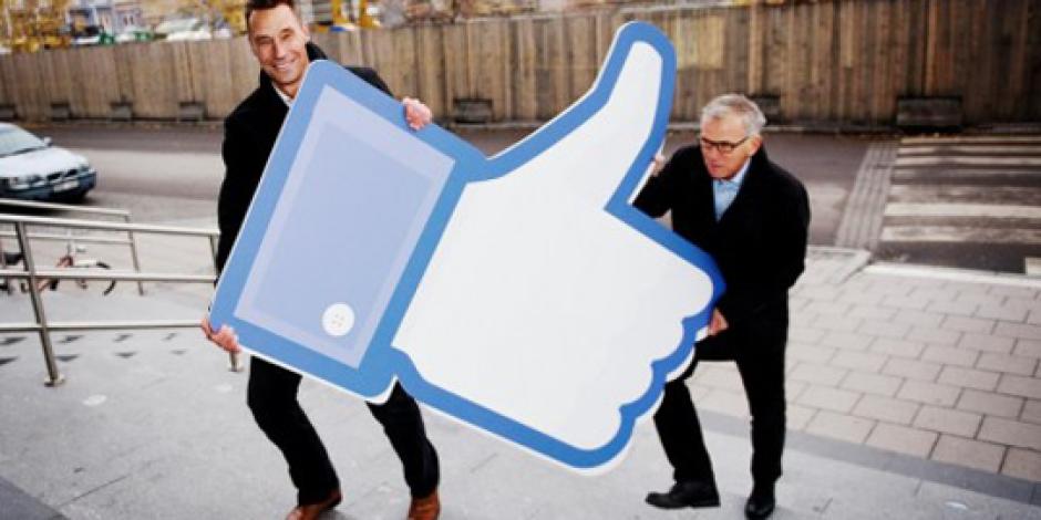 Facebook, İsveç'e Veri Merkezi Kuruyor
