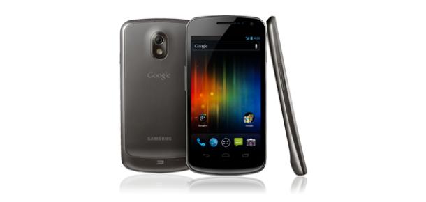 Galaxy Nexus ve Android Ice Cream Sandwich Tanıtıldı