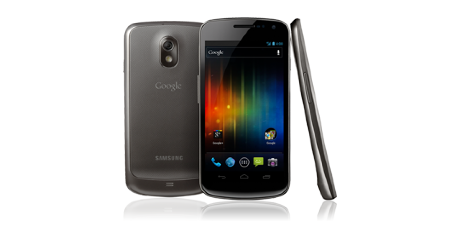 Galaxy Nexus ve Android Ice Cream Sandwich Tanıtıldı