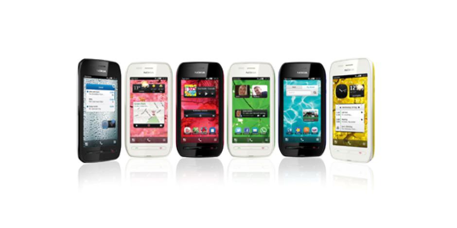 Nokia 603'ün Lansmanı İstanbul'da Yapıldı
