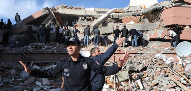 Van Depremi Sonrasında Sosyal Medyanın Rolü