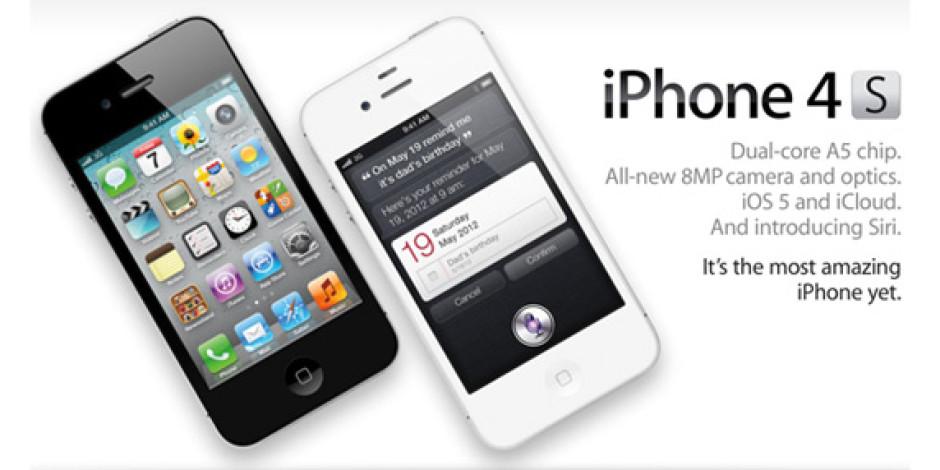 iPhone 4S ile Tanışın!