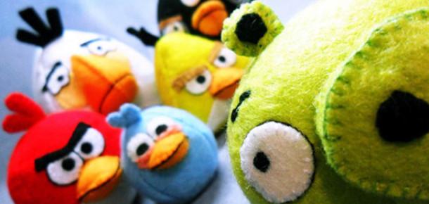 Angry Birds Yatırıma Doymuyor, Şimdi de PC Oyunu Geliyor