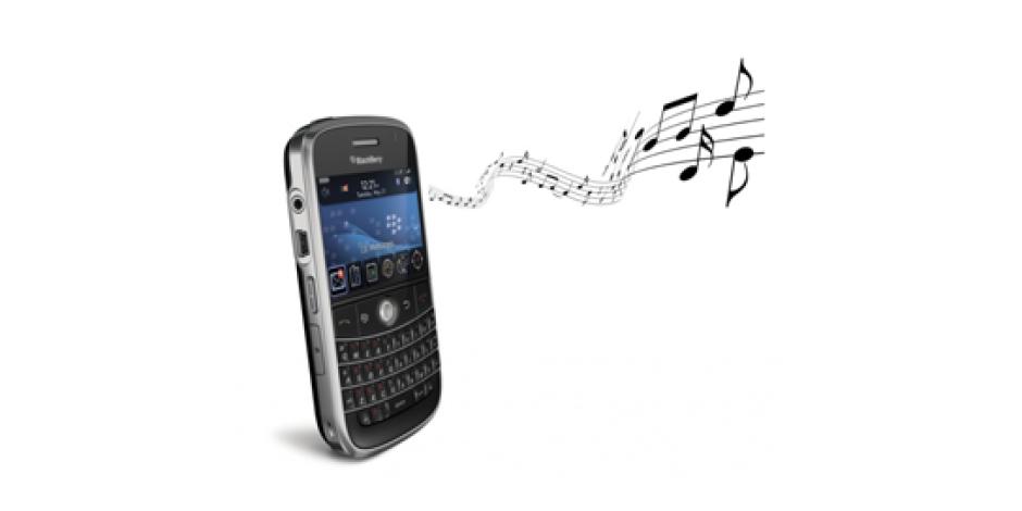 BlackBerry'den Yeni Servis: BBM Music