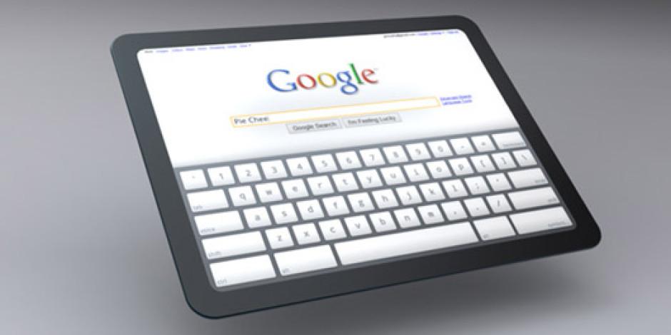 iPad için Google Search Uygulaması Yenilendi