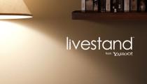 Yahoo'nun Yenilikçi Livestand Uygulaması Kullanıma Açıldı