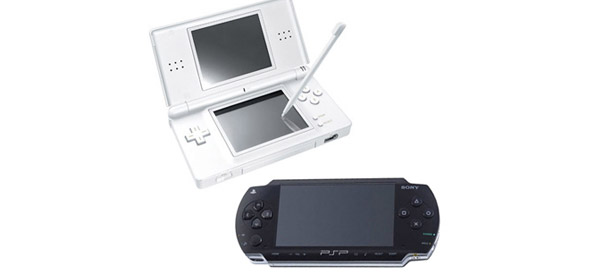 Nintendo DS ve PSP
