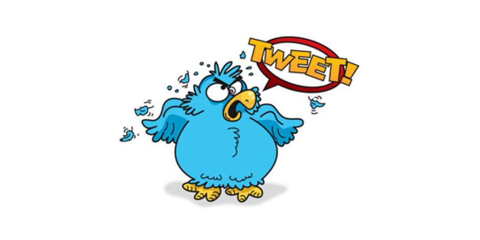 İşletmelerin Sadece Yüzde 10'u Twitter Kullanıyor