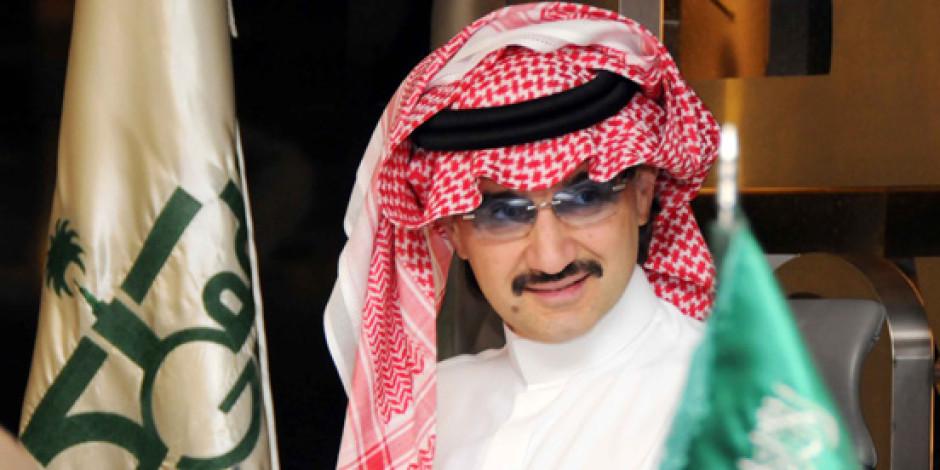 Suudi Prensi Twitter'a 300 Milyon Dolar Yatırım Yaptı