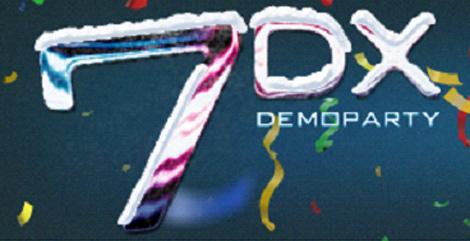 7DX Demo Party, 24-25 Aralık'ta Boğaziçi Üniversitesi'nde