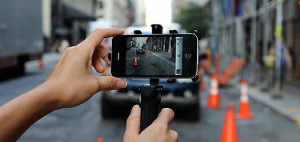 Fotoğraf ve Videoların Yüzde 27'si Akıllı Telefonlarla Çekiliyor