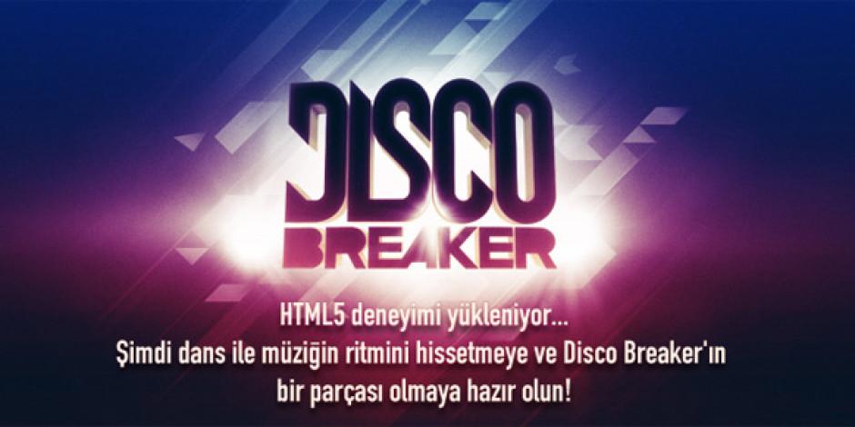 Bedük'ün İnteraktif Video Klibi: Discobreaker