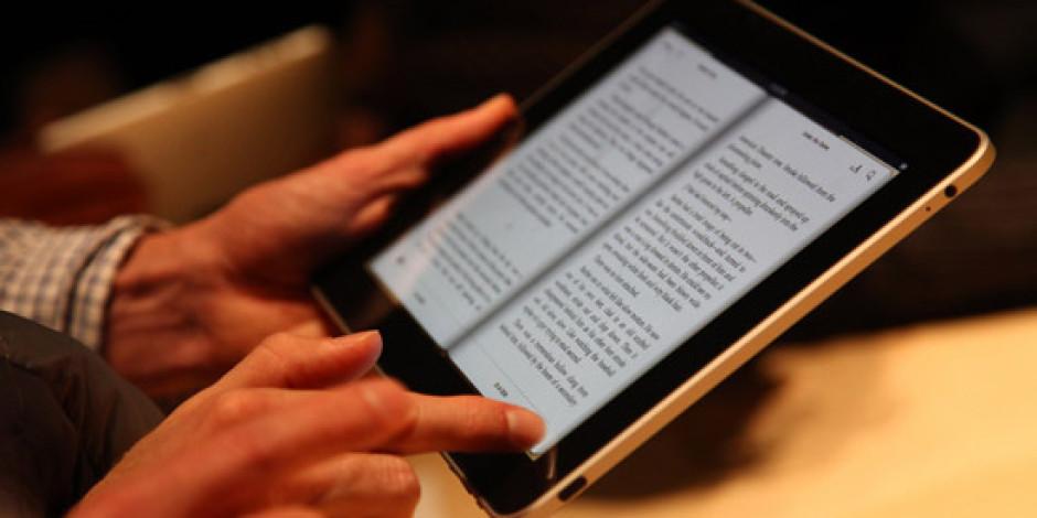 E-kitap Satışları 2016'da 9.7 Milyar Doları Bulacak