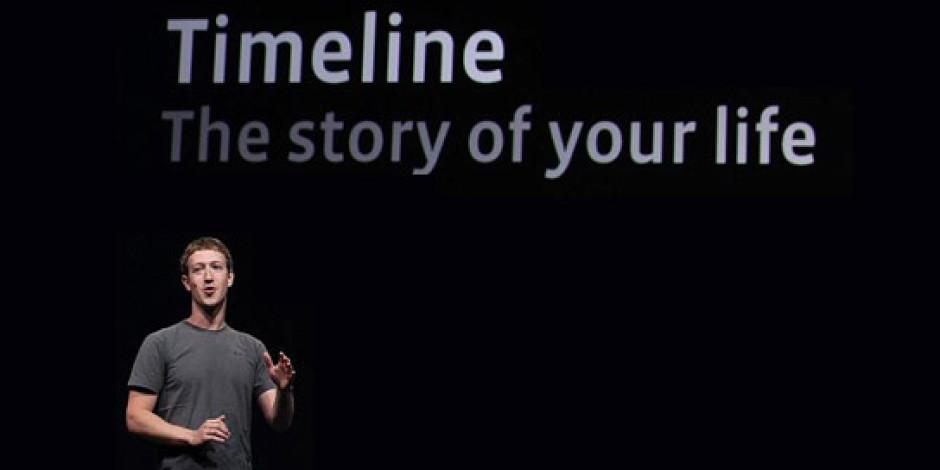 Facebook, Zaman Tünelini Herkese Açıyor