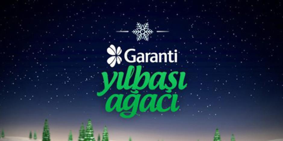 Garanti Bankası'nın Yılbaşına Özel Facebook Uygulaması: Garanti Yılbaşı Ağacı