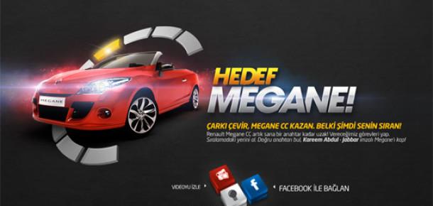 Renault'nun Yeni Kampanyası: Hedef Megane